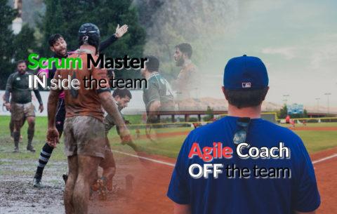 Scrum Master Agile Coach Unterschiede