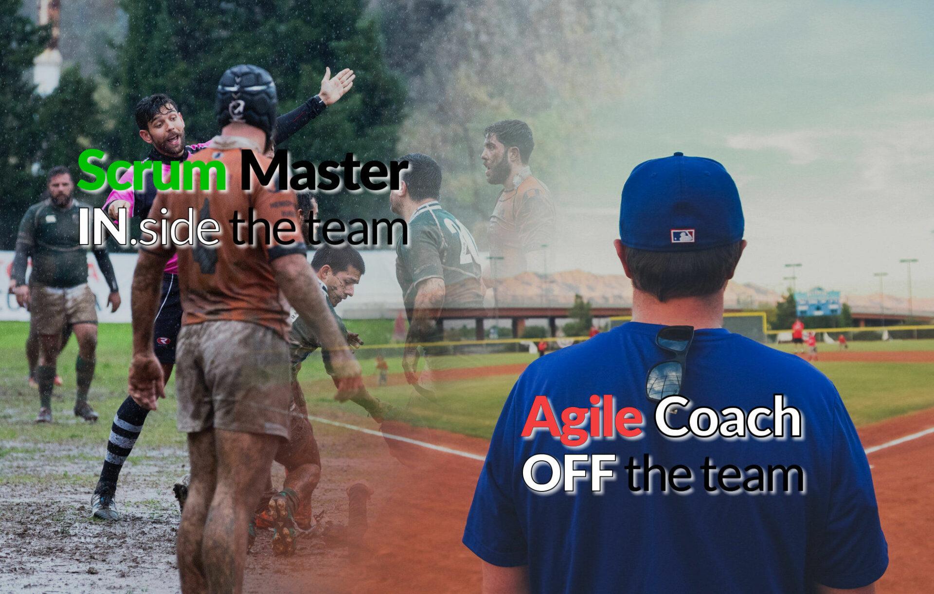 Scrum Master Agile Coach Unterschiede - Agilisten werden gebraucht. In dieser UND der anderen Rolle.