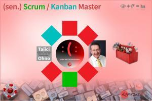 Produkt Scrum/Kanban Master contract